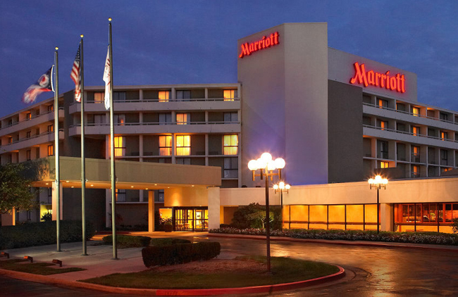 Marriott at the University of Dayton Ohio